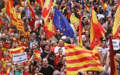Referendum Catalogna: la fragilità e la paura di chi alza scheda bianca
