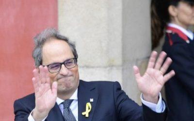 L'indipendentista Quim Torra eletto presidente della Catalogna