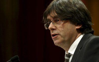 La Catalogna cerca di accelerare il percorso di autodeterminazione