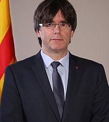 Catalogna – Carles Puigdemont a Parigi