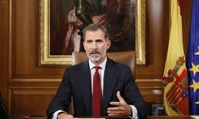 Catalogna: le parole di Re Felipe VI che dividono anziché unire