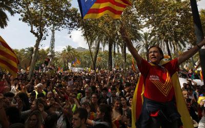 Catalogna, repressione democratica col benestare dell'Europa