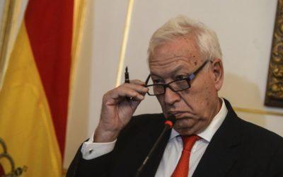 Sulla Catalogna il ministro spagnolo J.M. Garcia-Margallo contro Rajoy