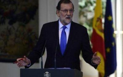 Spagna: Non ci sarà il referendum in Catalogna, assicura Rajoy