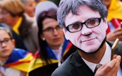 Catalogna, lo sfogo di Puigdemont: è finita, mi hanno sacrificato