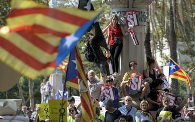 """Catalogna, giudice a Google: """"Disattivare app per elettori"""""""