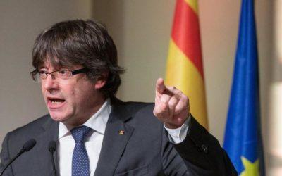"""Stampa catalana: """"Entro aprile, nuovo mandato di arresto europeo per Puigdemont"""""""