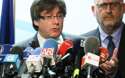 Puigdemont, Madrid restauri mio governo