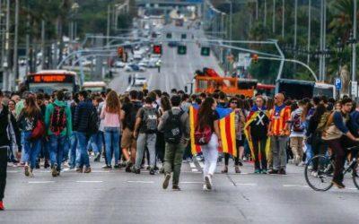 """Catalogna ribadisce: """"Chiediamo dialogo"""""""