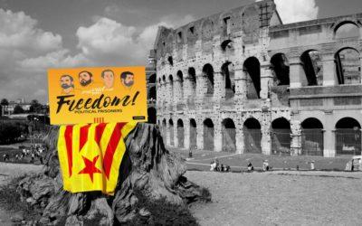 L'Unione Europea inizia a scoprire che per la repressione in Catalogna deve pagare un caro prezzo