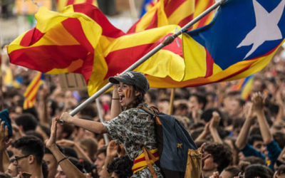Solidarietà con la Catalogna – per il diritto all'autodeterminazione pacifica!