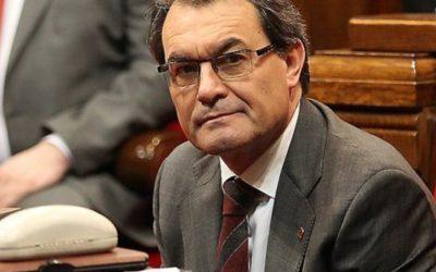 La corte dei conti spagnola chiede ad Artur Mas i soldi del referendum del 9 novembre 2014
