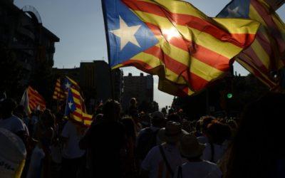 La Catalogna vota per lo stanziamento dei fondi per il referendum