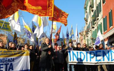 """Petizione """"No alla secessione dei ricchi"""", Indipendenza Veneta: """"magari si trattasse di secessione…"""""""