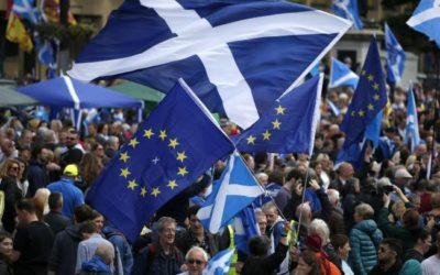 Referendum per l'indipendenza della Scozia nel 2018?