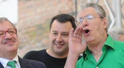 """Svolta nazionale della Lega, Salvini: """"Basta Nord, da ora prima gli italiani"""""""