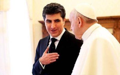 Il leader curdo Barzani dal Papa dopo il referendum sull'indipendenza