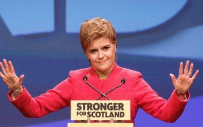 Scozia, se Brexit va avanti referendum sull'indipendenza