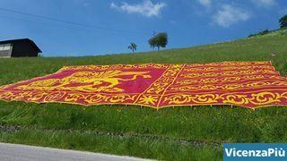 Il 100° giro d'Italia a Foza: orgoglio veneto