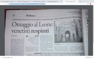 Omaggio al Leone: venetisti respinti