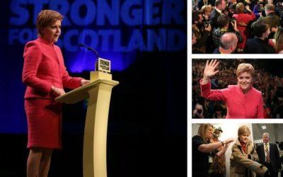 Referendum in Scozia tra il 2018 e il 2019.