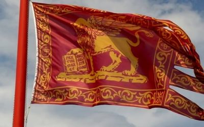 La Corte Costituzionale ha vietato di esporre la bandiera veneta negli uffici statali