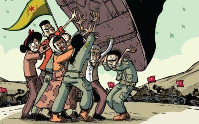Chi ha tradito i curdi