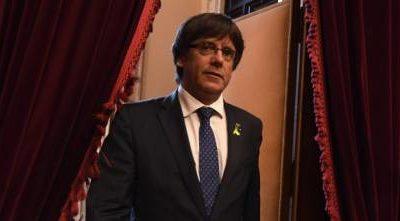 5 Ora Puigdemont si candida al parlamento europeo