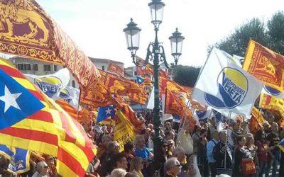 Autonomia, se i veneti scendono in piazza come i catalani