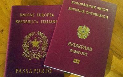 Alto Adige, il sì del parlamento austriaco al doppio passaporto per i sudtirolesi