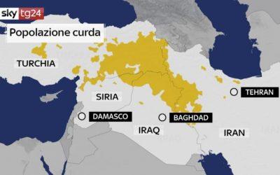 Chi sono i curdi, storia di un popolo e di uno Stato mai nato