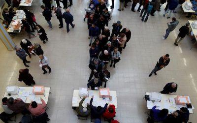 Elezioni spagnole, in Catalogna la maggioranza vota per partiti non indipendentisti