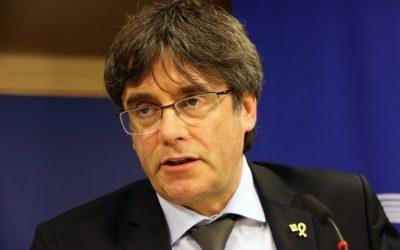 GUERRA CIVILE NELLA UE: Spagna contro Belgio per Puigdemont