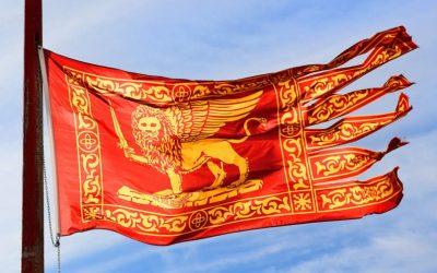 """Bandiera del Leòn """"propaganda""""? Simboli, questi sconosciuti per Pd e M5S"""