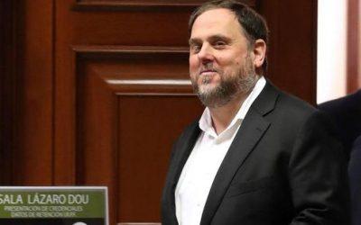 """La Corte di giustizia europea alla Spagna: """"Junqueras ha l'immunità parlamentare non andava processato"""""""